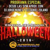 Dj Baloo Special Halloween for @Supermezclas