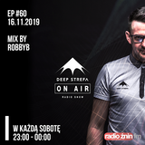 Deep Strefa on AIR @ Radio Żnin EP60 RobbyB