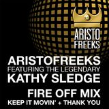 Aristofreeks Fire Off Mix of 'Keep It Movin' and 'Thank You'