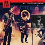 Wicked Jazz Sounds 195 @ Red Light Radio 05-08-2018