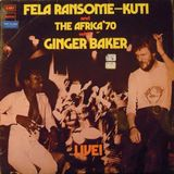 Fela Ransome-Kuti and the Africa '70 with Ginger Baker, 'Live!
