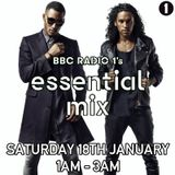 Sunnery James & Ryan Marciano - BBC Radio 1, Essential Mix (18.01.2014)