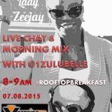 WestsideFm 98.9Mhz Morning mix by Lady Zeejay - 07 AUG 2015