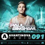 091 PAUL BINGHAM - AVANTINOVA RADIO