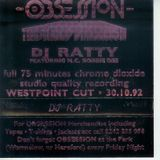 DJ RATTY - OBSESSION - THE THIRD DIMENSION 301092