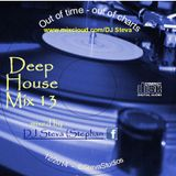 DeepDanceHouse Mix 13 - the best music to relax at Xmas