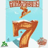 DJ Zimmie - Live at the 2013 Motown Throwdown (Clean)