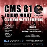 CMS81f - Clubland Master Sessions (Fri) - DJ Dan Jones - Dance Radio UK (16 JUN 2017)