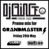 Promo mix for Grandmaster Flash