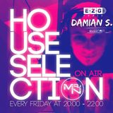 House Selection On Air Mix by DJ MN #89 / guest Mix Damian S / EZG Radio Show 14.04.2017