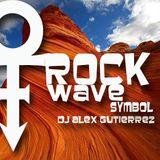 Rock Wave Symbol 2 by DJ Alex Gutierrez