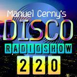 Manuel Cerny's DISCO Radioshow (220) - Hola FM Radio Fuerteventura