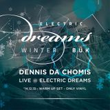 dennis.da.chomis - Live @ Electric Dreams Winter '14.12.13 - Bük