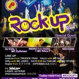 #ROCKUP10 DJ OKI-CHU + KUWAGATA MC LIVE MIX