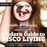 Moods Of Norway AW14 Runway show - Modern Guide to Disco Living.
