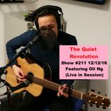 The Quiet Revolution - Show #211 - 12/12/16