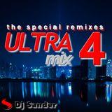 #174 ULTRA MIX 4 By Dj Sander | Sanderson
