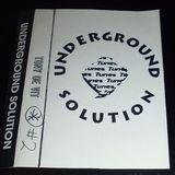 Underground Solution - Tony DeVit