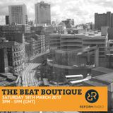The Beat Boutique 18th March 2017