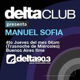 Delta Club presenta Manuel Sofia (29/3/2012)