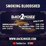 PhatHa Live @ Back2Noize Radio - Smooking Bloodshed Warm-Up Show (04.07.2019)