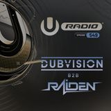 UMF Radio 549 - DubVision & Raiden