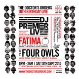 DJ Premier x Spin Doctor #TDO10 Interview ( @RealDJPremier x @SpinDoctorUK x @TheDoctorsOrdersUK)