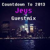 "Countdown To 2013 ""Jeys Fabian"" Guestmix"