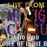 LIVE from the Midnight Circus Featuring Likho Duo