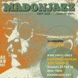 MADONJAZZ #104: Eastern European Jazz Sounds w/ Lanquidity Rec