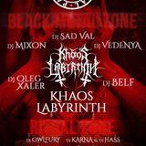Dj Vedenya - ДИЧ (club) - Black Metal Party II (24.09.16)