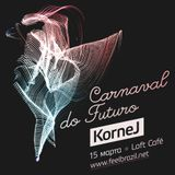 Carnaval do Futuro (promo mix for Feel Brazil party, Sat. 15th March)