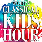 11-10-18  American Composer Aaron Copland  -  WCRI's Classical Kids Hour