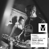 08/06/2016 - Tyrant w/ Thorpey - Mode FM (Podcast)