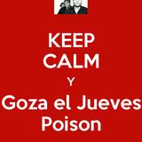 LHdD 1 octubre 2015 Jueves Poison Guitar Riff Rock - por Carlos