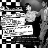 DJ Bee - #FridayNightBlockParty aired 01.01.2016 on 103 Jamz