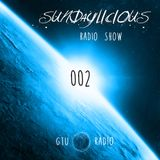 Sundaylicious Radio Show 002 - People from the Stars