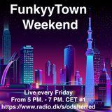 FunkyyTown - Weekend 3. Januar 2020