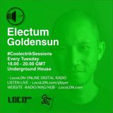 Coolectrik Session with Electum Goldensun at LocoLDN.com on 17 November 2015