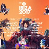 Eric Prydz - BBC Radio1 Live from Hi (Ibiza) - 04.08.2017