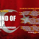 Halil Oezdinc - The Sound of Trap 1st Anniversary (Guest Mix) @ Pure Fm