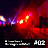 Underground Motif #3.2 (Paranoise Radio) (16.12.15)