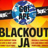 GO APE! Meets Beat Juice Uptown - Blackout JA Mini Mix