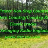 Tim Frazer 'Gone Country' on Swinging Radio England, 10th April'18 + Repeats