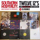 Twelve 12's Live Vinyl Mix: 18 - DJ Rookie