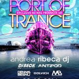 Port Of Trance @ Atelier Club (03-12-2016)