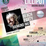 Raimund Imo, Cafe Lilliput Part II, 2015 05 22