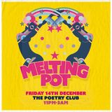 Melting Pot - Poetry Club, Glasgow, 14 Dec 2018