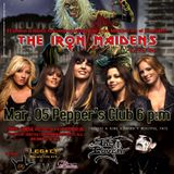 001 Blasphemie 2012-03-05 The Iron Maidens - Female Tribute To Iron Maiden @ Costa Rica