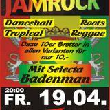 Badenman - Jamrock Party Promo Mix